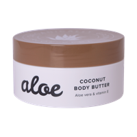 Aloe Coconut Body Butter 200 ml